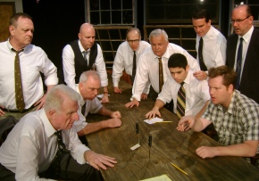 12 Angry Men Makes For One Happy Audience at City Theatre!!! By JoanBaker