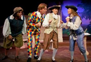 Triumph of Love…Triumphs at Austin Playhouse by Joan Baker