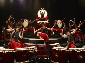 Yamato, The Drummers of Japan, 20th Anniversary World Tour 2013 By Debbie Meadows