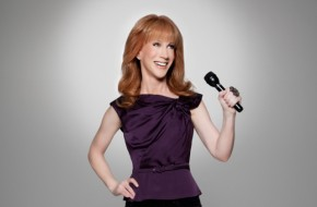 Kathy Griffin at the Long Center Nov. 22