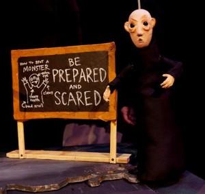 Preparedandscared