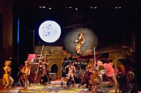 CATS…. Frolics Onto The Stage And Into Your Heart! by Olin Meadows