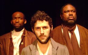 "Exclusive Interview With Robert Pellette Of City Theatre's ""The Whipping Man"""
