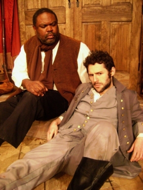 The Whipping Man is Living, Breathing Art! by OlinMeadows