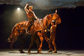 Straight From The Horses Mouth, An Exclusive Interview With Jon Riddle Berger of War Horse
