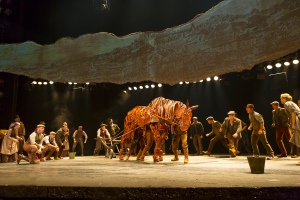 4 - Joey and the US National Tour of WAR HORSE