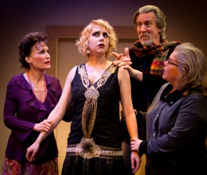 "Austin Playhouse is ""Roaring"" With a Spectacular World Premier By Joan Baker"