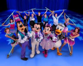 Disney On Ice… A Magical Good Time! by Olin Meadows and Jordan Freeman