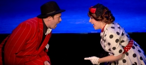 Guys and Dolls Is Worth The Gamble At The Georgetown Palace Theatre! By Olin Meadows