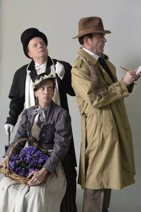 Pygmalion Is Given New Life In Different Stages Production By Patrick McElhinney