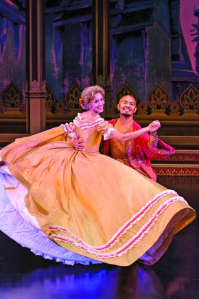 An Elaborate Masterpiece… Zach Theatre's The KING AND I! By Olin Meadows