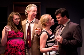 Tough Questions Make Up Time Stands Still – Austin Playhouse by Patrick McElhinney