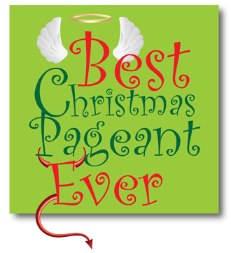 christmas pageant logo