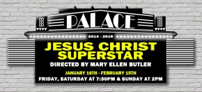 Jesus Christ Superstar … Rocking The Palace.  By Olin Meadows