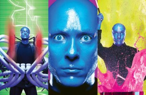 The Blue Men Are Coming!!!! Exclusive Interview With