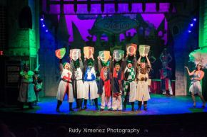 Spamalot Is Fun-a-lot By Patrick McElhinney