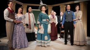 It Is Very Important To Be Earnest… Review of The Importance Of Being Earnest by Olin Meadows