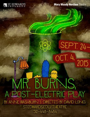 Mr. Burns is Hot! by Pearson Kashlak