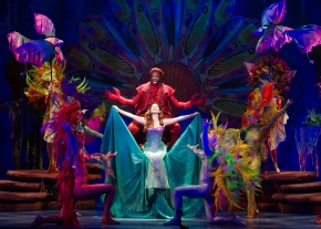 This Season Broadway Across America Wants To Be Part Of Your World! The Little Mermaid Comes To Austin.