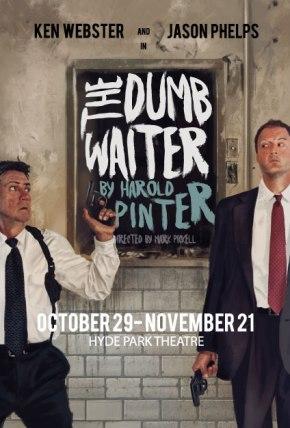 The Dumb Waiter…… Don't Wait For It! by PearsonKashlak