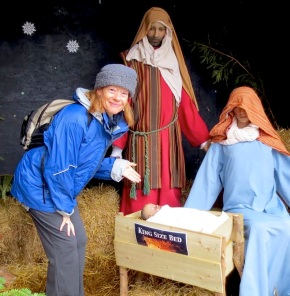 Stealing Baby Jesus, Sad But Not A Crime! by PearsonKashlak