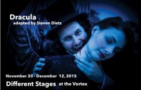 Dracula Terrorizes Even In The Holiday Season! By PearsonKashlak