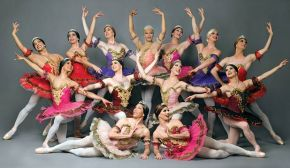 Les Ballets Trockadero de Monte Carlo Comes Sashaying Into Austin This Week! by Olin Meadows