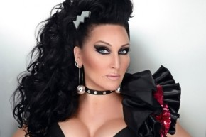 EXCLUSIVE INTERVIEW WITH MICHELLE VISAGE of RUPAULS DRAG RACE -RUPAULS BATTLE OF THE SEASONS