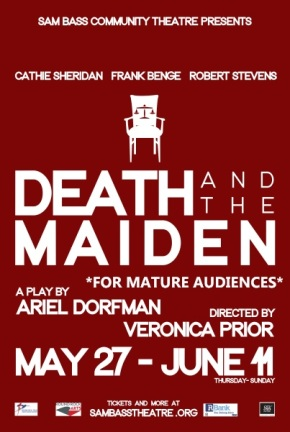 Death And The Maiden Is A Mind Bending Roller Coaster By Pearson Kashlak