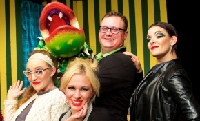 Little Shop of Horrors, Adds a Little More Horror Than Most… By PearsonKashlak