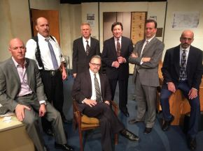 Fast and Furious – Glengarry Glenn Ross at City Theatre – By PearsonKashlak