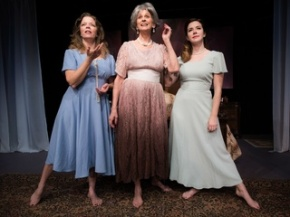 Three Tall Women Is A Tall Challenge By Patrick McElhinney
