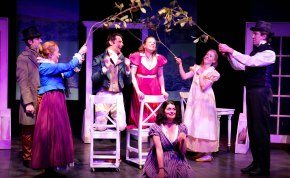 Sense and Sensibility is Sensible Fun! By Olin Meadows