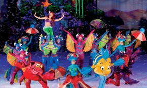 Skate The Night Away – Disney On Ice by Olin Meadows