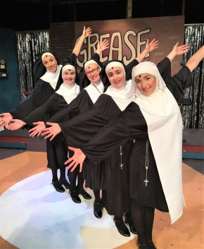 Nunsense is Righteous Good Fun at City Theatre By Olin Meadows