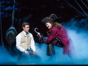 """Come See What NPR Called """"The Best Musical Of The Year"""" Finding Neverland OpensTomorrow!"""